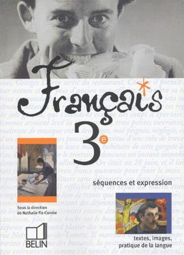 Francais 3eme Sequences Et Expression