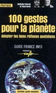 Histoiresdenlire.be 100 gestes pour la planète. - Adopter les bons réflexes quotidiens Image
