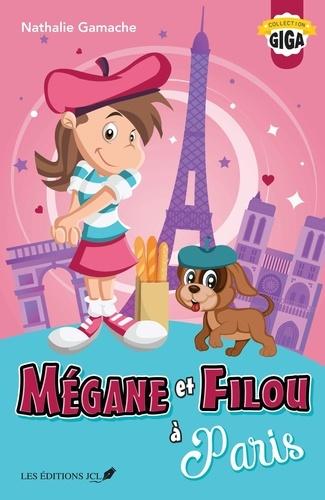 Mégane et Filou  Mégane et Filou à Paris