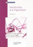 Nathalie Garric - Introduction à la linguistiqiue.