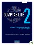Nathalie Girard et Myriam Laberge - Comptabilité - Analyse et traitement des données du cycle comptable Volume 2.
