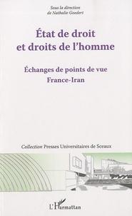 Accentsonline.fr Etat de droit et droits de l'homme - Echange de points de vue France-Iran Image