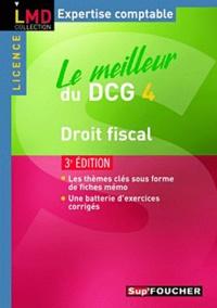 Le meilleur du DCG 4 droit fiscal.pdf