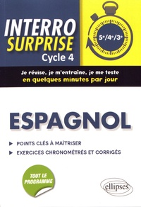 Espagnol Cycle 4 (5e, 4e, 3e) - Nathalie Gonzalez Pollet | Showmesound.org