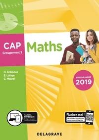 Nathalie Granjoux et Sandrine Lafaye - Mathématiques CAP groupement 2.