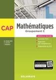 Nathalie Granjoux et Sandrine Lafaye - Mathématiques CAP groupement C.