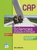 Nathalie Granjoux et Christian Maurel - Sciences physiques et chimiques CAP.