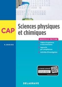 Nathalie Granjoux - Sciences physiques et chimiques CAP.