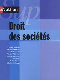 Nathalie Hector - Droit des sociétés.