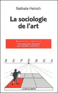 Nathalie Heinich - La sociologie de l'art.