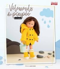 Nathalie Hotte - Je tricote pour ma poupée.