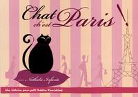 Nathalie Infante - Chat ch'est Paris !.
