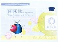 Nathalie Infante - KKB scarabée, parfumeur à Paris.