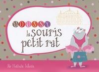 Nathalie Infante - Moussy la souris petit rat.