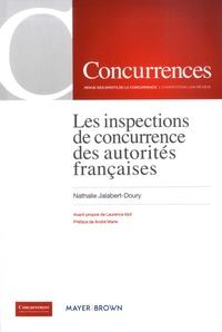 Nathalie Jalabert-Doury - Les inspections de concurrence des autorités françaises.