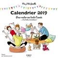 Nathalie Jomard - Calendrier Ma p'tite famille - Pour rester zen toute l'année... et en toutes circonstances !.