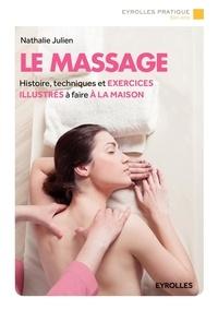Nathalie Julien - Le massage.