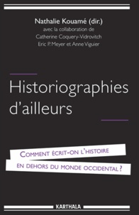 Histoiresdenlire.be Historiographies d'ailleurs - Comment écrit-on l'histoire en dehors du monde occidental ? Image