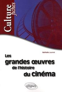 Nathalie Laurent - Les grandes oeuvres de l'histoire du cinéma.