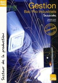 Gestion Bac Pro Industriels Seconde - Bac Pro Secteur de la production.pdf