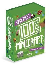 Nathalie Lescaille - Mes 100 défis Minecraft - Un jeu non officiel.