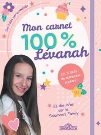 Nathalie Lescaille - Mon carnet 100 % Lévanah.