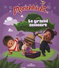 Nathalie Lescaille Moulènes - Monchhichi  : Le grand concert.