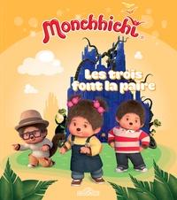 Nathalie Lescaille Moulènes - Monchhichi  : Les trois font la paire.
