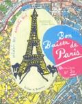 Nathalie Lété et Frédéric Rey - Bon baiser de Paris.
