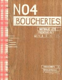 Nathalie Lété et Frédéric Rey - Boucheries.