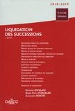 Nathalie Levillain et Marie-Cécile Forgeard - Liquidation des successions.