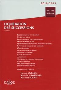 Galabria.be Liquidation des successions Image