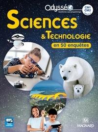 Histoiresdenlire.be Sciences & Technologie CM1-CM2 Odysséo Image