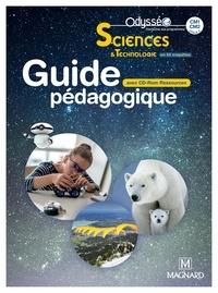 Téléchargez ebook pour mobile gratuitement Sciences & Technologie en 50 enquêtes CM1-CM2 Odysséo  - Guide pédagogique