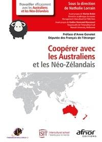 Nathalie Lorrain - Coopérer avec les Australiens et Néo-Zélandais.