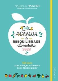 Amazon kindle télécharger des ebooks Mon agenda de rééquilibrage alimentaire  - 365 jours pour manger sainement en se faisant plaisir (Litterature Francaise)