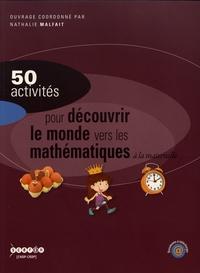 Deedr.fr 50 activités pour découvrir le monde vers les mathématiques à la maternelle Image