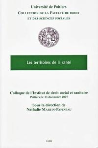 Nathalie Martin-Papineau - Les territoires de la santé.