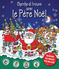 Nathalie Merluzzi - Cherche et trouve avec le Père Noël.