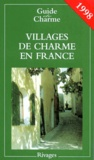 Nathalie Mouriès - Villages de charme en France.