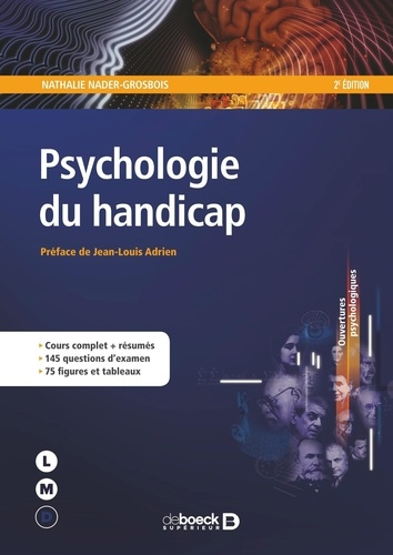 Psychologie du handicap 2e édition