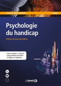 Nathalie Nader-Grosbois - Psychologie du handicap.