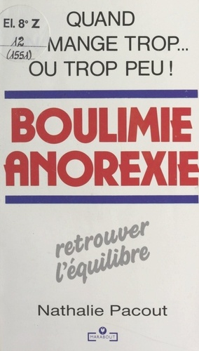 Boulimie, anorexie