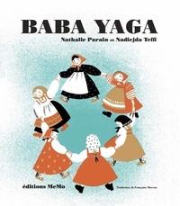 Nathalie Parain et Nadiejda Teffi - Baba Yaga.