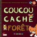 Nathalie Pautrat-Bonis et Marianne Colombier - Coucou caché forêt. 1 CD audio