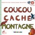 Nathalie Pautrat-Bonis et Marianne Colombier - Coucou caché montagne. 1 CD audio