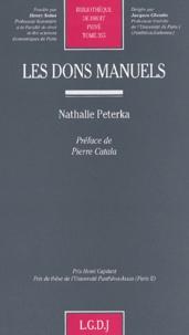 Nathalie Peterka - Les dons manuels.