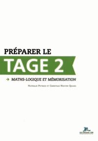 Préparer le TAGE 2 - Maths-logique et mémorisation.pdf