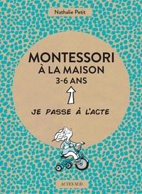 Téléchargement gratuit en ligne du livre pdf Montessori à la maison par Nathalie Petit