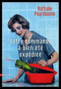 Nathalie Peyrebonne - Votre commande a bien été expédiée.